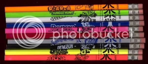 Atari Pencils 1