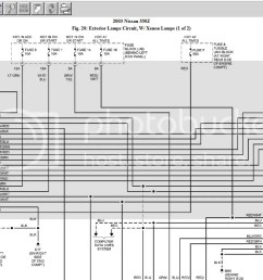 nissan stereo wiring diagram 2009 [ 1440 x 900 Pixel ]