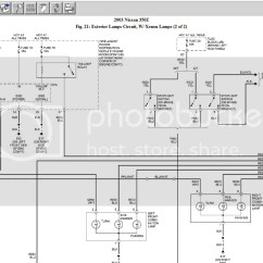 2008 Nissan 350z Stereo Wiring Diagram Air Ride 2005 Fuse Box Library