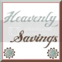 Heavenly Savings button