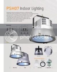 LG PSH07 Sulphur Plasma Light System 730W