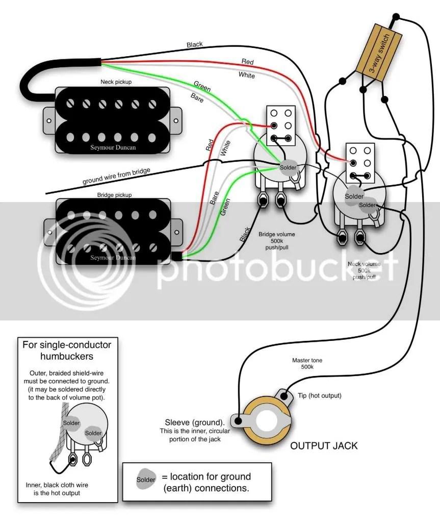 medium resolution of humbucker wiring diagram hh