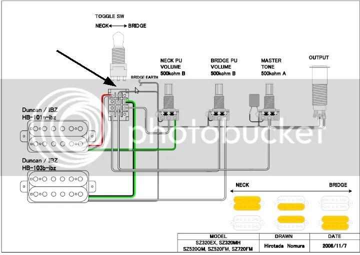 wiring diagram for Ibanex SX720FM
