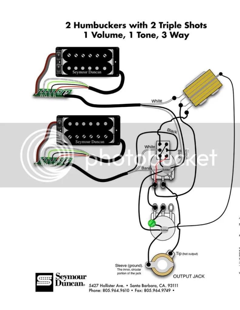 strat wiring diagram bridge tone briggs and stratton magneto triple shot with phase reversal always on