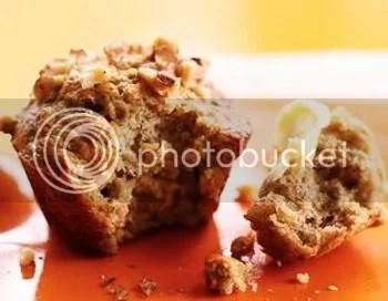 Maple Apple Oatmeal Muffin
