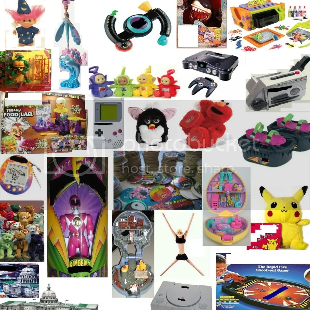 Popular 90 S Toys By Image Quiz