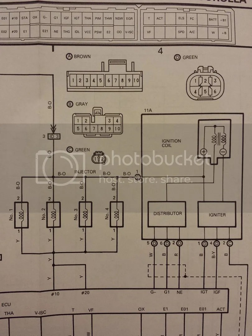 hight resolution of toyota paseo distributor wiring diagram wiring libraryreport this image