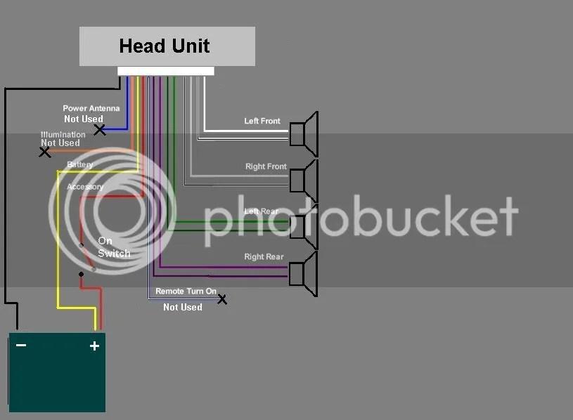 sony marine stereo wiring diagram el thermo fan cd head unit data todaysony explode