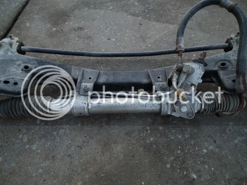 E36 Steering Rack