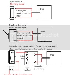 except i don t think this is completely correct i think the relay needs to have its own power supply this would allow the switch to control the relay  [ 901 x 1024 Pixel ]