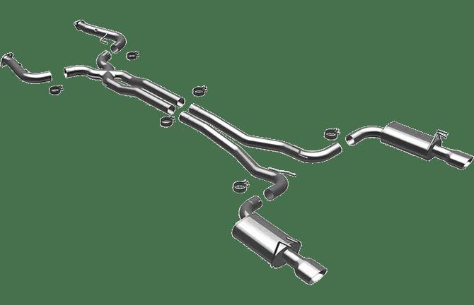 Magnaflow Catback Exhaust System for 2008-2009 Pontiac G8