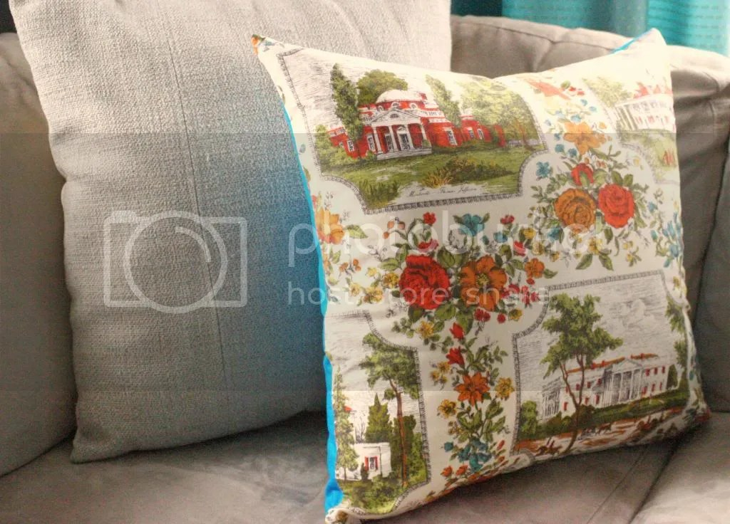 Sew an accent pillow