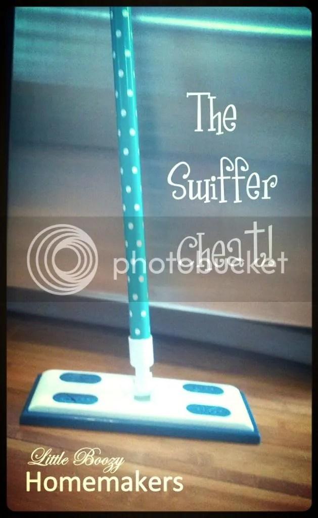 The Swiffer Cheat #1