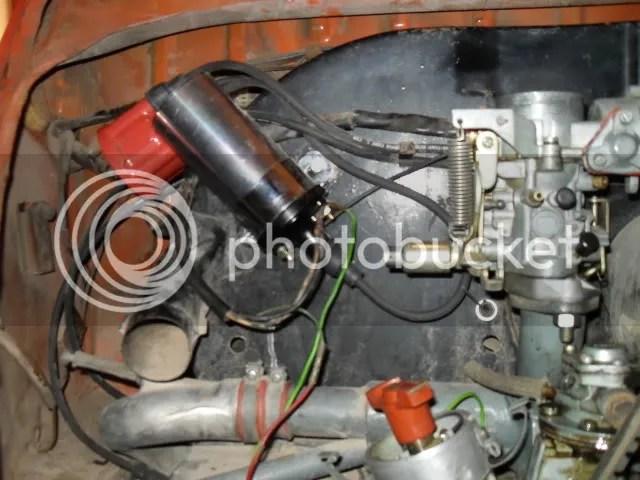 vw carburetor wiring diagram wire center u2022 rh marstudios co VW Bug Carb Set Up For VW Bug Carb Set Up For