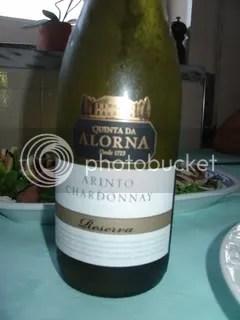 Quinta da Alorna Reserva Arinto Chardonnay 2007
