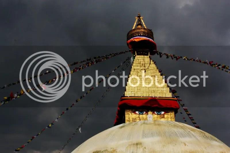 Buddha Stupa, Kathmandu