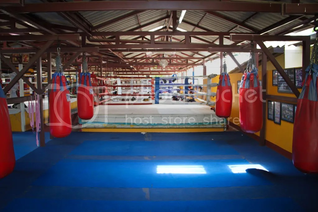 Bags at Rawai Muai Thai