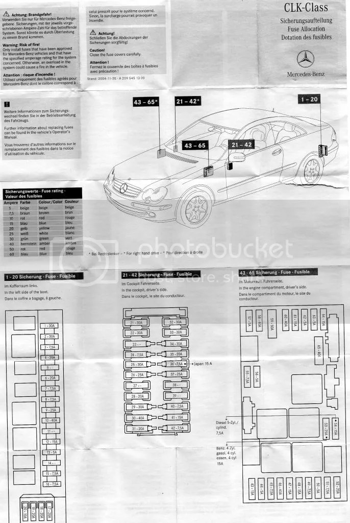 2002 sebring fuse box diagram 2002 free engine image for user manual - 2002  mercedes ml320