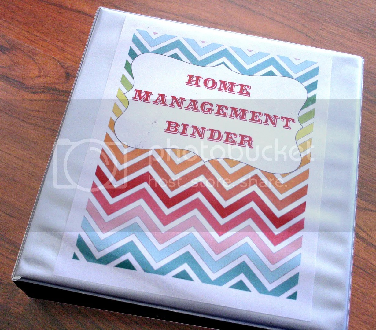 Diy Home Sweet Home Home Management Binder Completed