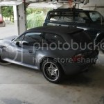 2002 Bmw Z3 S54 M Coupe Steel Gray Tri State Area