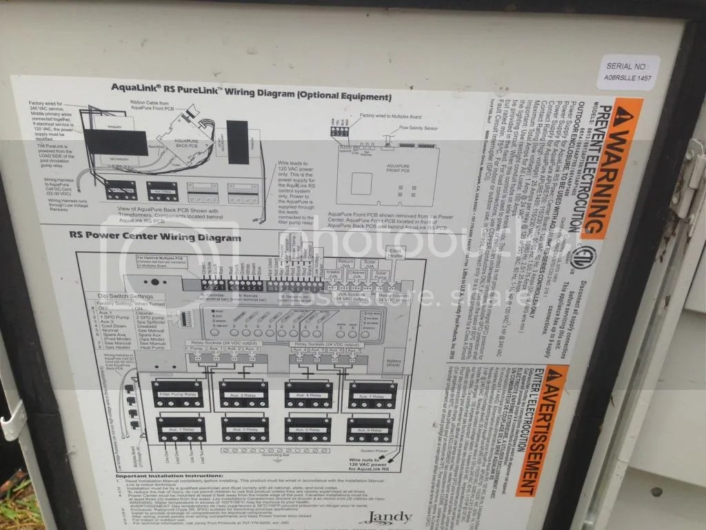 hight resolution of aqualink wiring diagram electrical wiring diagram jandy stealth pump wiring diagram jandy wiring diagram