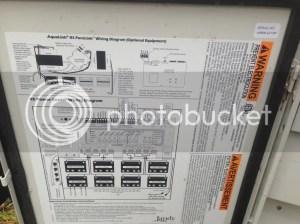 [WRG6242] Jandy Aqualink Control Panel Wiring Diagram