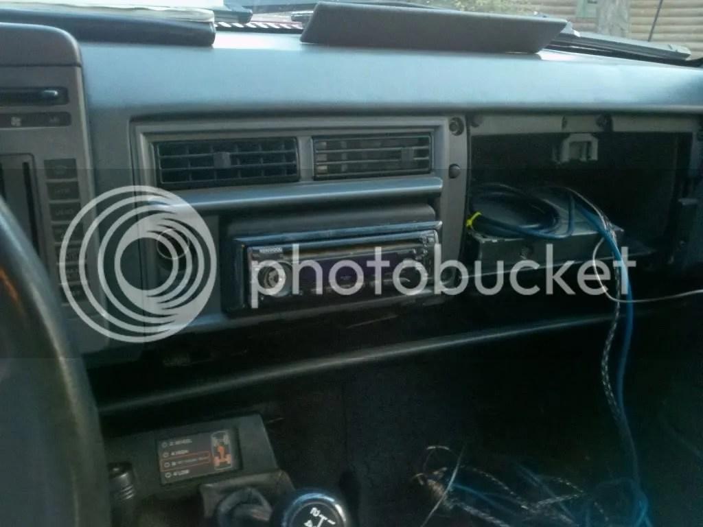 91 Chevy Blazer Stereo Wiring Diagram