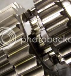 gear box of motorcycle [ 1024 x 768 Pixel ]