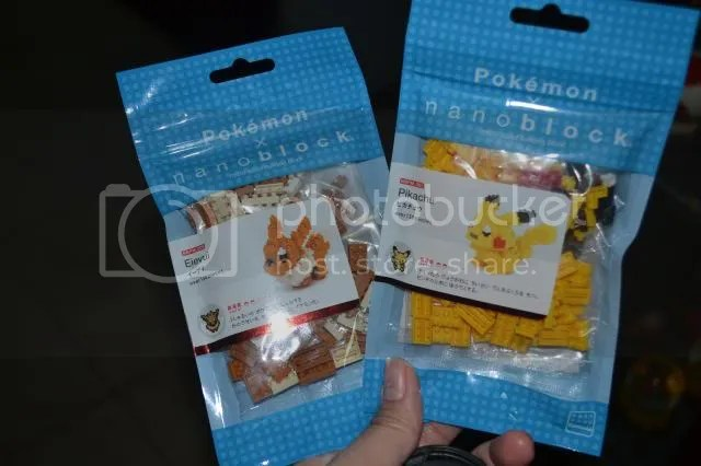eevee and pika