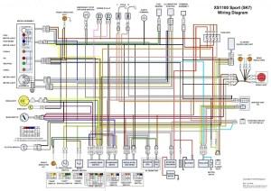 RH specific wiring diagram