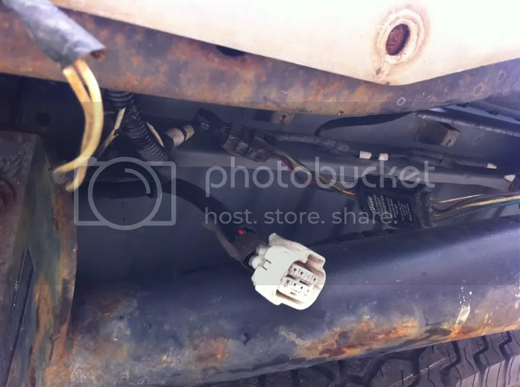 Tundra Tow Package Wiring