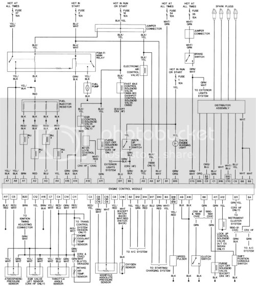 small resolution of dz wiring harness diagram dz image wiring d16a6 engine wiring harness diagram d16a6 auto wiring diagram