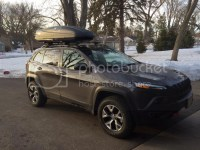 Roof cross bars - Page 8 - 2014+ Jeep Cherokee Forums