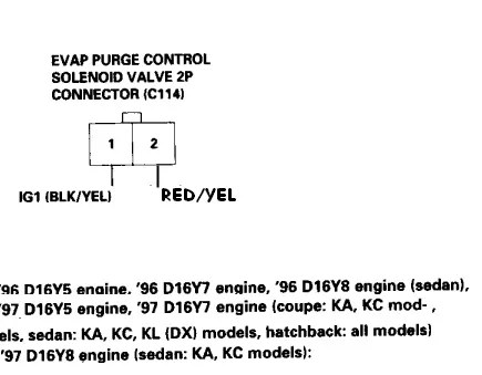 H22 Vtec Wiring Diagram D16 Vtec Wiring Wiring Diagram