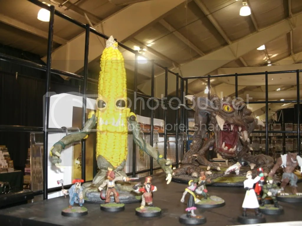 The Corn God