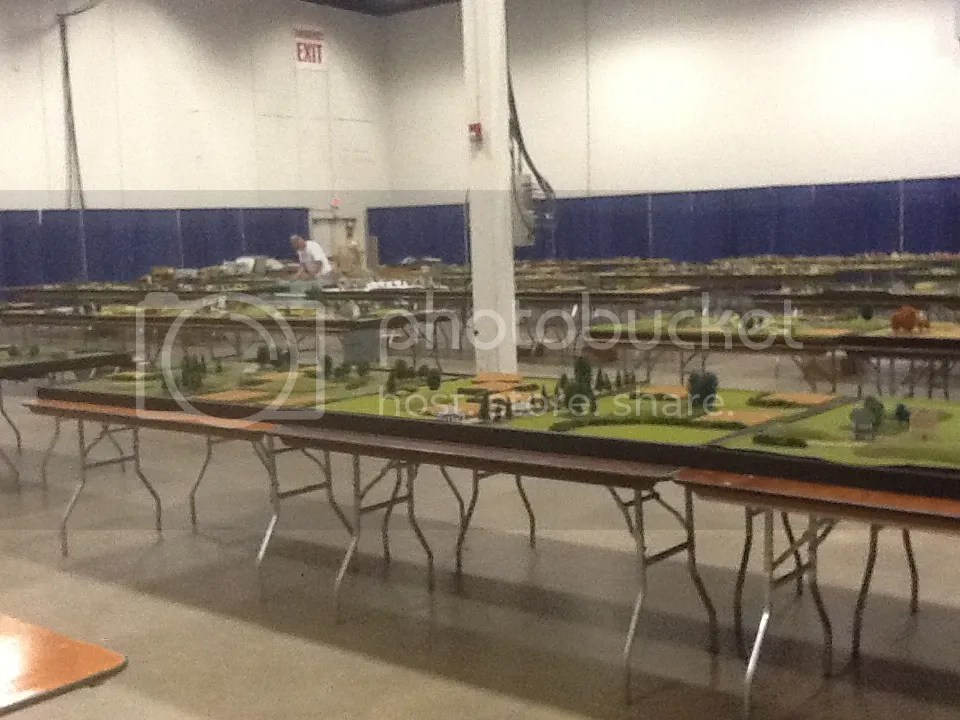 FoW Nationals Setup.