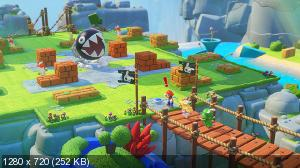 4563549b1d57c8fc6fd2fb259ba16abc - Mario + Rabbids Kingdom Battle Switch XCI NSP