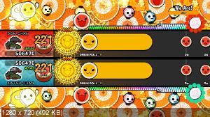 c9bb8468f16cc98a518d89150fd960ac - Taiko no Tatsujin: Drum'n'Fun! Switch NSP XCI