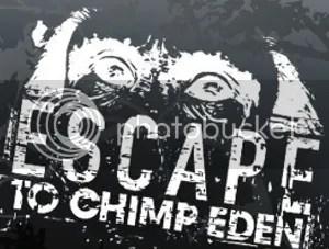 Chimpanzee Eden,Chimp Eden,Escape to Chimp Eden,Eugene Cussons