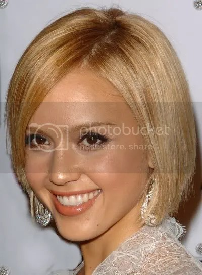 2009 short blonde hairstyles For Women