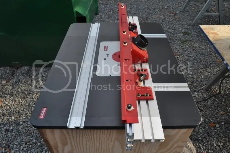 woodpecker router table