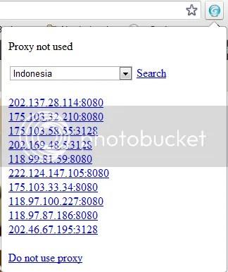 chooseproxy