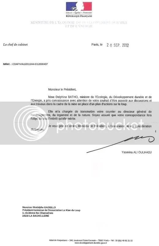 ministere-ecologie-repond-klan-du-loup