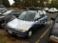 Show us your rack!! (roof racks) - Honda Prelude Forum ...