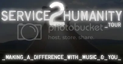 Service 2 Humanity - Making a difference with Music & You