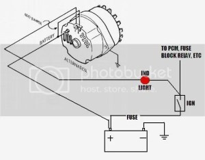 You wired an alternator  MyTractorForum  The
