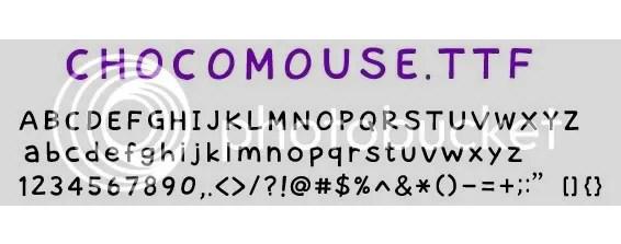 chocomouse