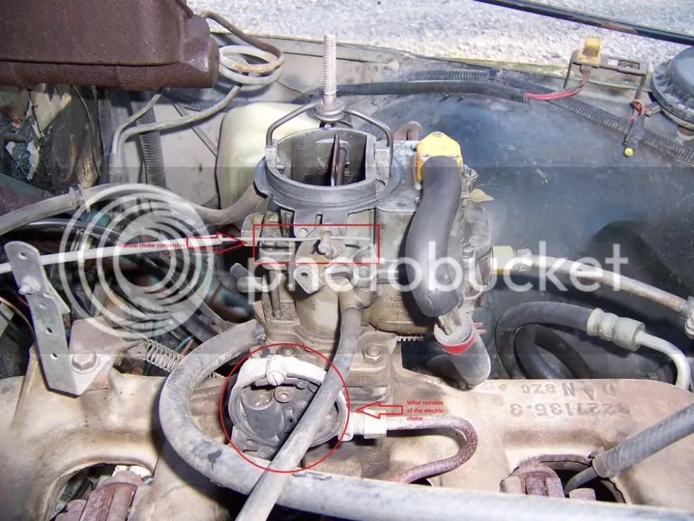 medium resolution of cj 7 choke wiring jeep wiring diagram centre 82 cj7 electric or manual choke jeepforum com