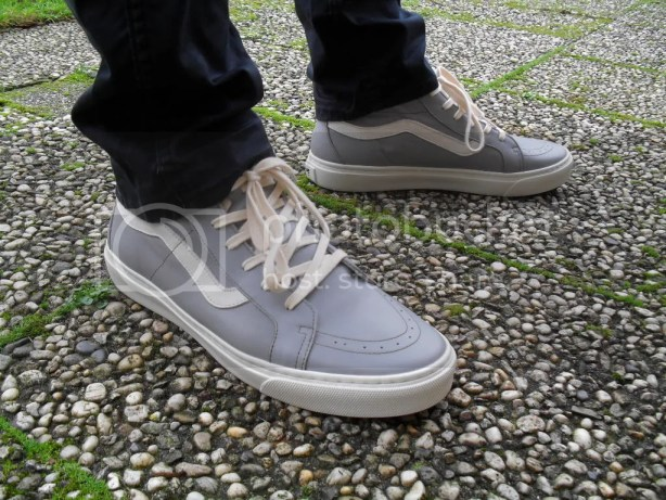 Erwin - Vans Vault x Diemme Montebelluna Hi LX Grey