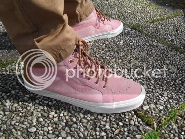 Erwin - YOTH Sk8-Hi Pink